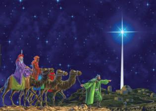 bethlehemi csillag